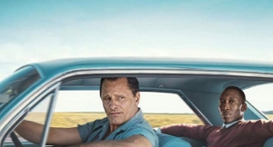 "CINEMA:"" GREEN BOOK"""