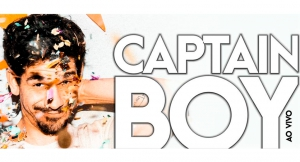 "Captain Boy apresenta ""Balloons and Melodies"""