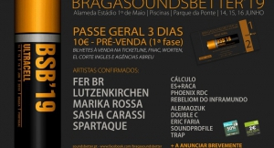 Braga Sounds Better 2019 Festival