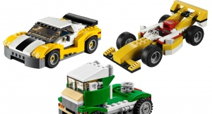 Workshop  carros lego®