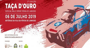 2nd edition Taça d'Ouro Special Rally Sprint