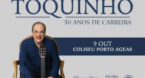 TOQUINHO, 50 YEARS CAREER CELEBRATION