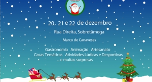 Canaveses Christmas Village