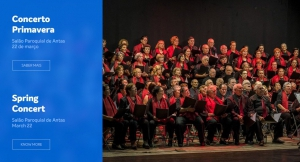Spring Concert - Esposende Senior Choir