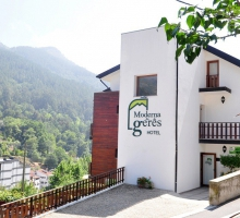 Hotel Moderna do Gerês