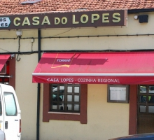 Restaurante Casa do Lopes