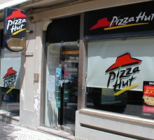 Restaurante Pizza Hut
